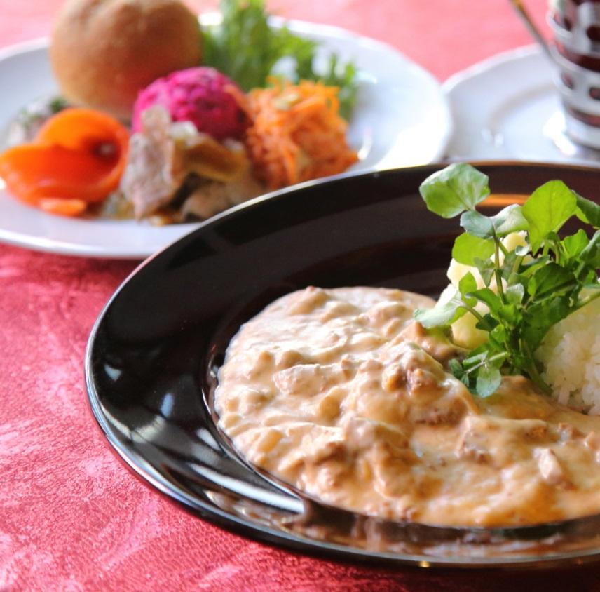 本日10/18㈭18時放送のゲストは、ロシア料理専門店として日本で ...
