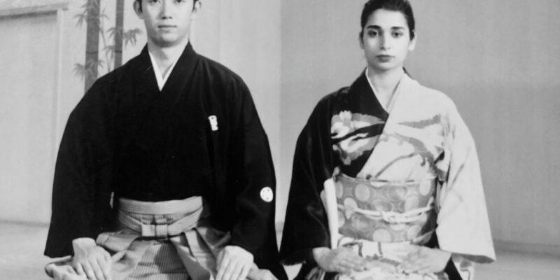 My-engagement-to-Naohiko-Umewaka-in-1982